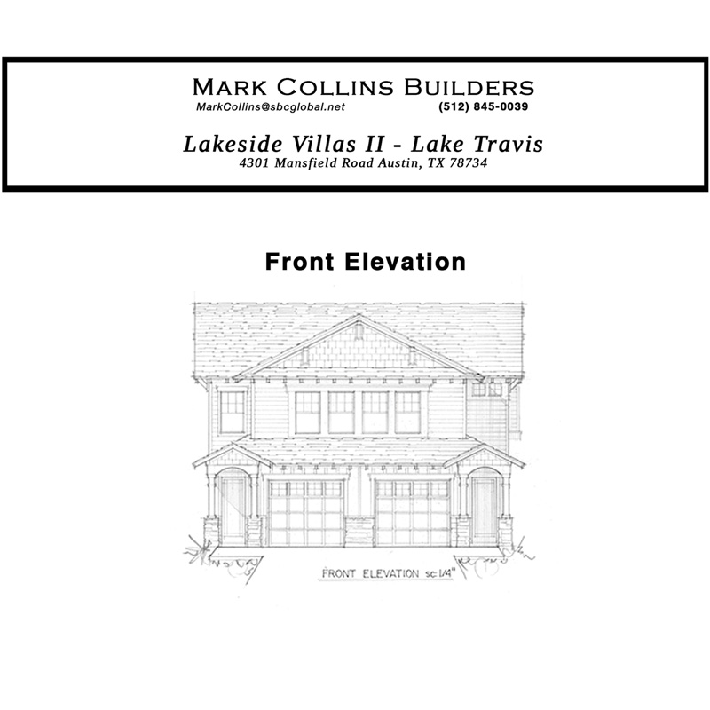 Lakeside Villas II - Mark Collins Builders, Inc.