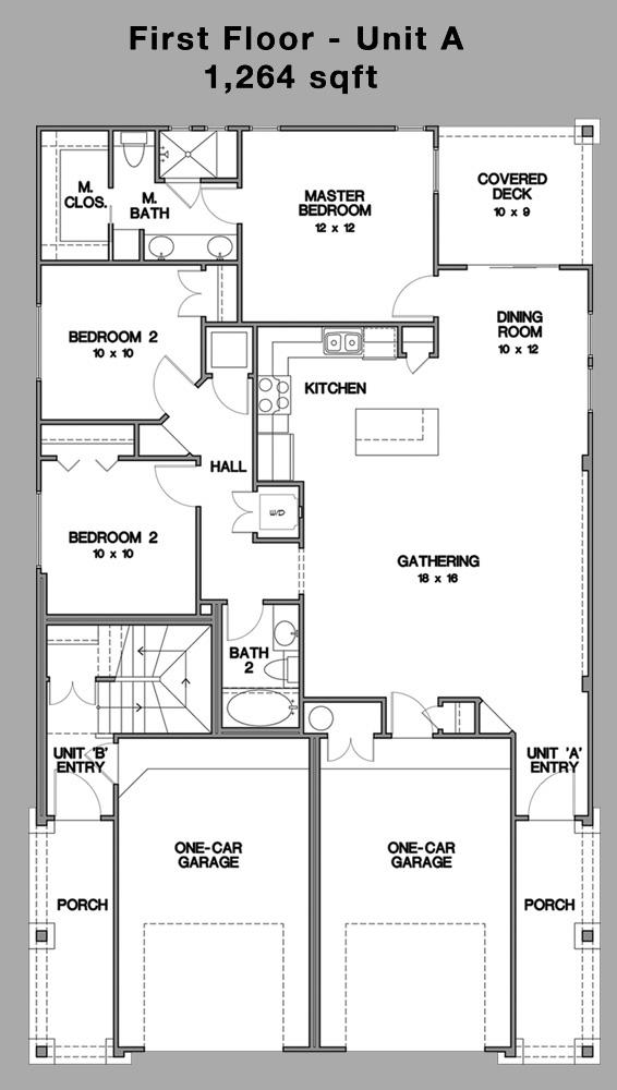 Unit A - Mark Collins Builders, Inc.