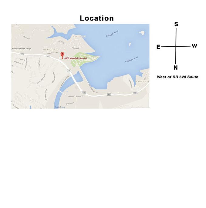 Lakeside Villas II - Site Plan Map - Mark Collins Builders, Inc.